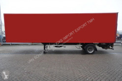 naczepa Fruehauf CLOSED BOX STEERING AXLE