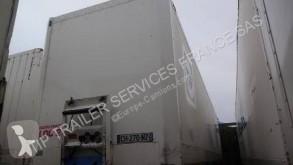 naczepa furgon furgon drewniane ściany Krone