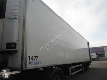 Frappa multi temperature refrigerated semi-trailer