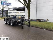 semirremolque Burg Container 20 / 30 FT Container chassis, Twistlocks