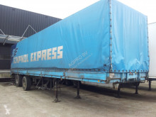 Groenewegen 2as semi-trailer
