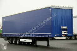 Krone CURTAINSIDER /MEGA / LOW DECK/ LIFTED ROOF / semi-trailer