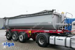 Carnehl CHKS/HH, Stahl, 25m³, Plane, Podest, Alu-Felgen semi-trailer