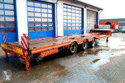 naczepa do transportu sprzętów ciężkich De Angelis