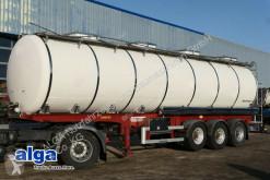 naczepa nc Chiavetta S-SCN, isolierter Edelstahl Tank, 32m³