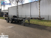 Burg Container 20 / 30 FT, Container chassis, Twistlocks semi-trailer