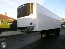 Ackermann Citysattel 1-Achs Lenkachse Carrier 1200 MT semi-trailer