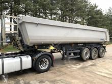 Schmitz Cargobull SGF*S3 Gotha 8m50 - 3 achsen Halfpipe KIPPER HARDOX - *DAMAGED - ACCIDENT - UNFALL* / CHASSIS = OK semi-trailer