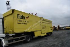 Schmitz Cargobull Edelhoff AS-T / Ladungssiche / hydr Klappe / ADR semi-trailer