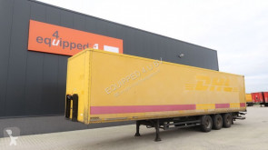 semi remorque Kögel Taillift 2.500kg, full chassis, BPW, NL-trailer