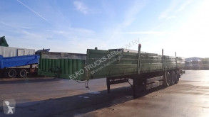 semi remorque Samro SR3034 (ROR-axles / STEEL SUSPENSION / SUSPENSION LAMES)
