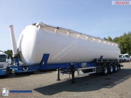 Feldbinder tanker semi-trailer
