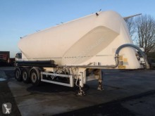 Turbo's Hoet ardor 39m3 ciment semi-trailer