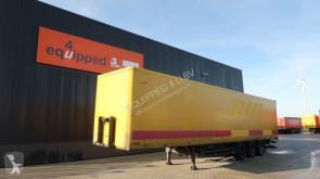 semi remorque Kögel Ladebordwand 2.500kg, voller Rahmen, BPW, NL-Auflieger