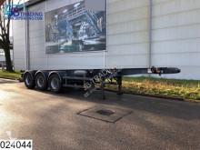 Burg container semi-trailer