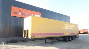 semi remorque Kögel ondervouwklep 2.500kg, volledig chassis, BPWW, NL-oplegger