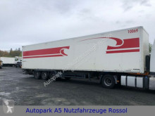 Kögel S24 Auflieger Koffer SAF Ladebordwand semi-trailer