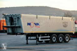 naczepa Mega NOVA / TIPPER 46 M3 / LIFTED AXLE / FLAP-DOORS