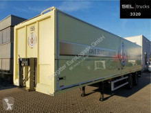Ackermann FAG SAG 21/L 11.4 / Ladebordwand semi-trailer