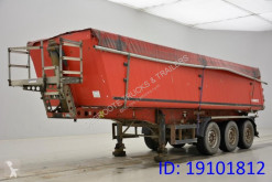 Schmitz Cargobull 30 cub in alu semi-trailer