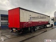 Groenewegen DRO-14-18 / Tail lift / HARD WOOD FLOOR BPW AXLES semi-trailer