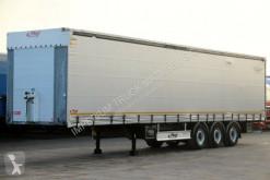 Fliegl CURTAINSIDER /STANDARD/ /LIFTED AXLE/ XL CERT semi-trailer