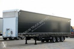 semi remorque Schmitz Cargobull CURTAINSIDER / VARIOS MEGA / HYDR. LIFTED ROOF
