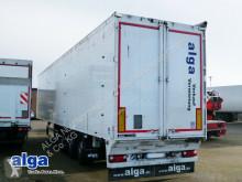 Knapen K 100, 92m³, Liftachse, Plane, 10mm Boden semi-trailer