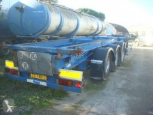 Trouillet container semi-trailer