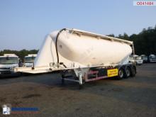 Spitzer Powder tank alu 40 m3 / 1 comp semi-trailer