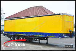 semirremolque Schmitz Cargobull S01, Tautliner, verzinkt, 240.602 Kilometer
