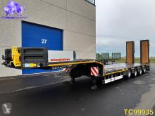 Kässbohrer SLH 4 Low-bed heavy equipment transport