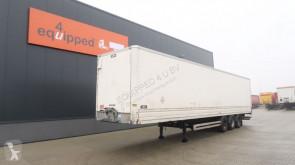 Van Hool galvaniserter, voller Rahmen, BPW, semi-trailer