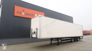 semi remorque Groenewegen volledig chassis, hardhouten vloer, ov-klep, NL-trailer, APK: 24/04/2020