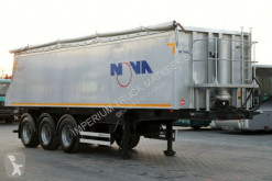 naczepa Mega NOVA / TIPPER 39 M3 / LIFTED AXLE / SAF AXES /