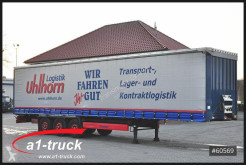 semi remorque Krone SD, Tautliner, Liftachse, 1 Vorbesitzer, HU 03/2020