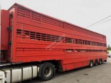 Pezzaioli 2 étages - 2 compartiments semi-trailer