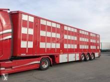 Pezzaioli 3 étages - Palettisable semi-trailer
