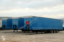 semi remorque Kögel CURTAINSIDER / MEGA / LIFTED ROOF /XL /2016 YEAR