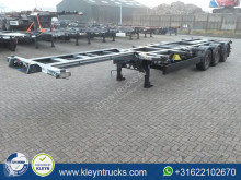 Kögel S 24-2 multi back slider semi-trailer