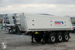 полуремарке Schmitz Cargobull TIPPER 27 M3 / LIFTED AXLE / LIKE NEW !! / 2016