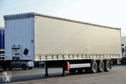 Krone CURTAINSIDER /STANDARD/SAF AXES/ SUPER CONDITION semi-trailer