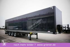 полуремарке Schmitz Cargobull SKO 24/ DOPPELSTOCK / ZURRLEISTE / SCHWARZ