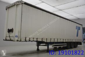 Pacton Tautliner semi-trailer
