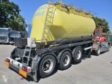 Van Hool SILO Zement - Sand / Cement - Sable 24 CUB semi-trailer