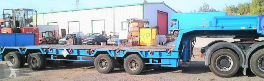 ACTM PORTE-ENGINS semi-trailer
