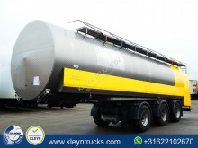 Lako JANSKY 37500 L MILK food water semi-trailer