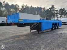 Faymonville - Langendorf KEL-BERG 2007 9,5m FLOATLINER do przewozu płyt bet semi-trailer