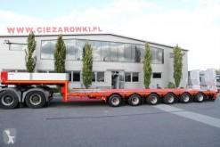 naczepa do transportu sprzętów ciężkich Stokota