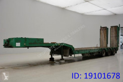 Castera Low bed trailer heavy equipment transport